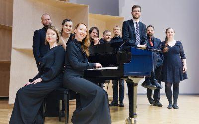 Tampere Cappella konsertoi Tampereen Sävelessä!